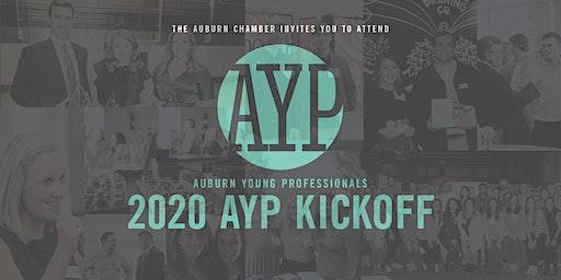 2020 Auburn Young Professionals Kickoff