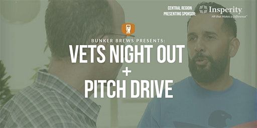 Bunker Brews Detroit: Vets Night Out - Pitch & Drive