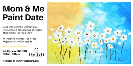 Mom & Me Paint Date tickets