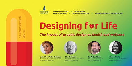 Designing for Life: The Impact of Graphic Design on Health and Wellness tickets