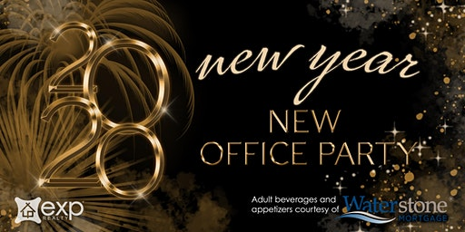 NEW YEAR, NEW OFFICE PARTY!!