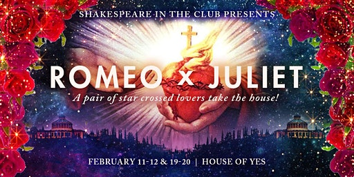 Shakespeare In The Club: Romeo + Juliet