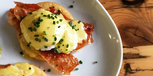 Keto Cooking Class: Homemade Keto Eggs Benedict