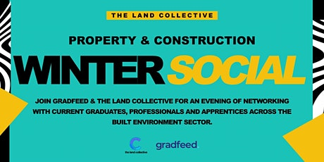 Property & Construction – Networking Winter Social tickets