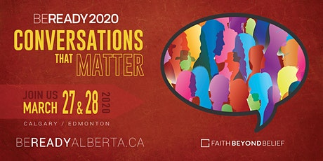 Be Ready 2020 - CALGARY tickets