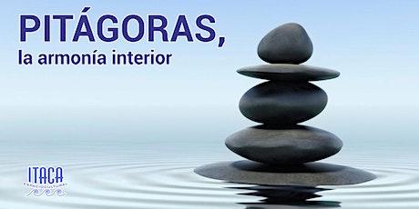 Charla Gratuita: Pitágoras, la armonía interior entradas