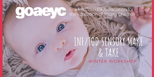 GoAEYC's Winter Workshop Featuring: Infant/Toddler Sensory Make & Take