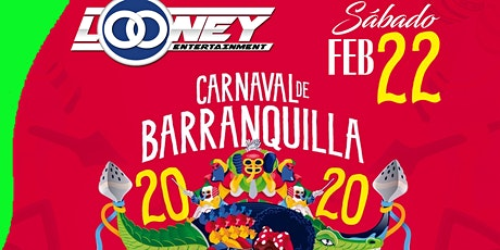 Carnaval De Barranquilla 2020 billets