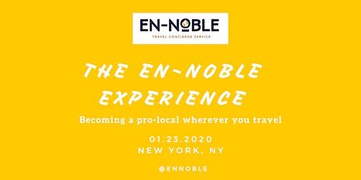 PRE-New York Times Travel Show Event - #Pro-localTravel #CulturalTourism