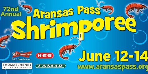 72nd Annual Shrimporee - Aransas Pass, TX