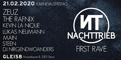 Nachttrieb // First Rave Tickets