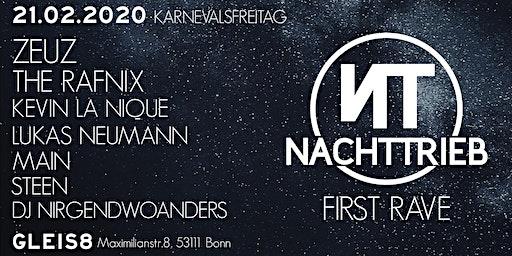 Nachttrieb // First Rave
