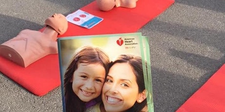 CPR, AED & First Aid Training tickets
