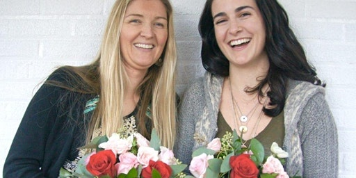 Valentine Blooms to benefit Holy Ground PBC with Alice's Table