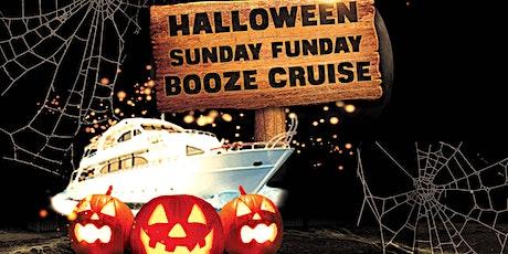Halloween Sunday Funday Booze Cruise tickets