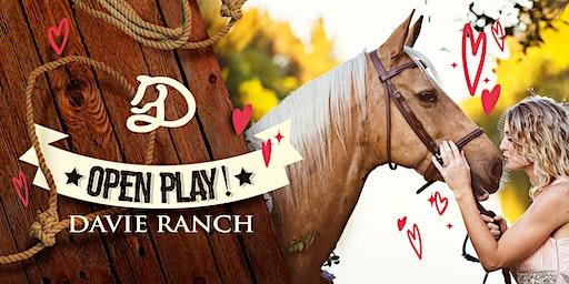 February Davie Ranch Open Play
