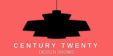 Century Twenty Design Shows - Midcentury & Vintage Furniture Show tickets