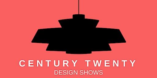 Century Twenty Design Shows - Midcentury & Vintage Furniture Show
