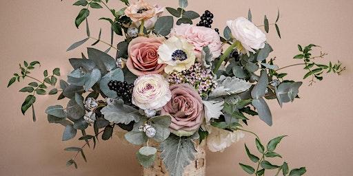 Valentines Day Bouquet Workshop