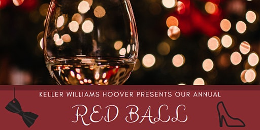 Keller Williams Annual RED BALL!