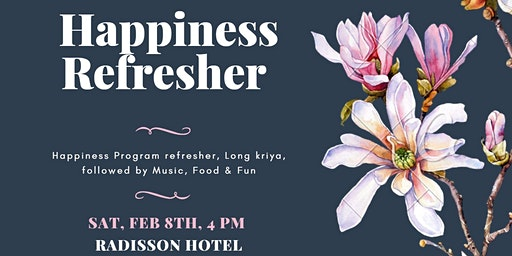 Happiness Refresher, The Art of Living Sunnyvale