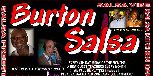 Burton Salsa Social