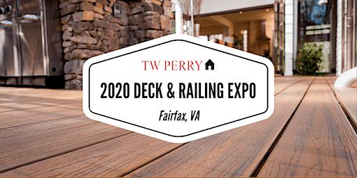 TW Perry 2020 Deck & Railing Expo  |  Fairfax