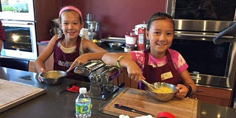 July 6 - July  9 International Cuisine Kids' Cooking Camp  tickets