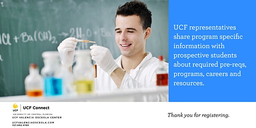 UCF Biomedical Science Information Session