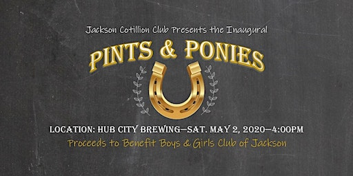 Pints & Ponies - Kentucky Derby Party