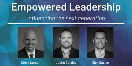 Empowered Leadership - Influencing the next generation tickets
