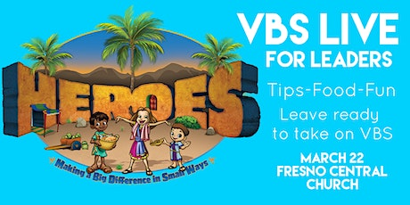2020 VBS Live - CCC Children's  Ministry tickets