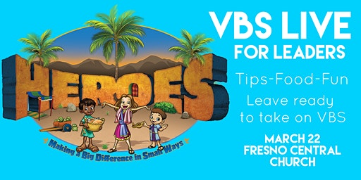 2020 VBS Live - CCC Children's  Ministry