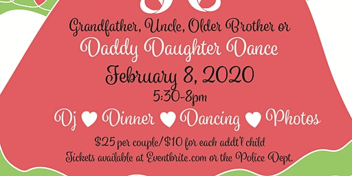 4th Annual Daddy-Daughter Dance