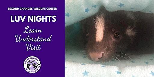 LUV Night Wildlife Encounter - Jan. 19, 2020