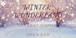 MJE Winter Wonderland Shabbat Dinner + Open Bar 20s&30s