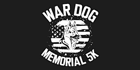 War Dog Memorial Run 5K tickets