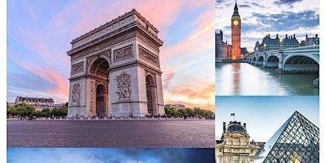 Voyage solo à Paris-Londres avec GoSeeYou billets