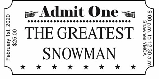 "Tri-Hi-Y's ""The Greatest Snowman"" a semi-formal event"
