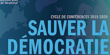 Conférence annulée : L'avenir des inégalités de cohortes billets