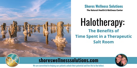 Halotherapy: The Benefits of Time Spent in a Therapeutic Salt Room tickets