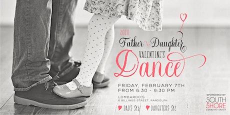 2020 Father/Daughter Valentine Dance tickets