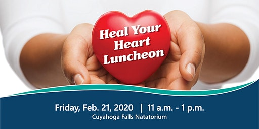 Heal Your Heart Luncheon 2020