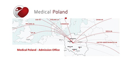 Study Medicine and Veterinary in the Heart of Europe - Poland - Jan 2020 Open Day tickets