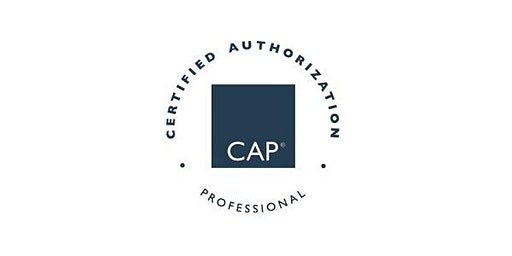 Petaluma, CA | Certified Authorization Professional (CAP), Includes Exam
