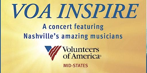 VOA Inspire:  A concert featuring Nashville's amazing musicians