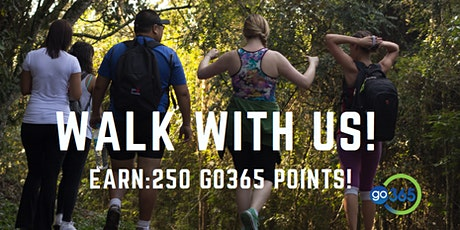 Go365 Walk With Us - Town Lake tickets