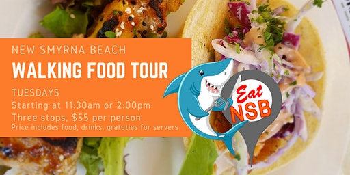 Eat NSB Food Tour Canal Street 3-stop
