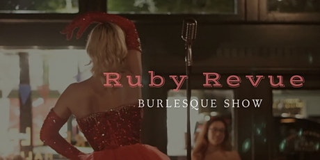 Ruby Revue Burlesque with the Revelers Hall Band tickets