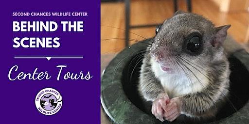Behind the Scenes Wildlife Center Tour - Jan. 19, 2020